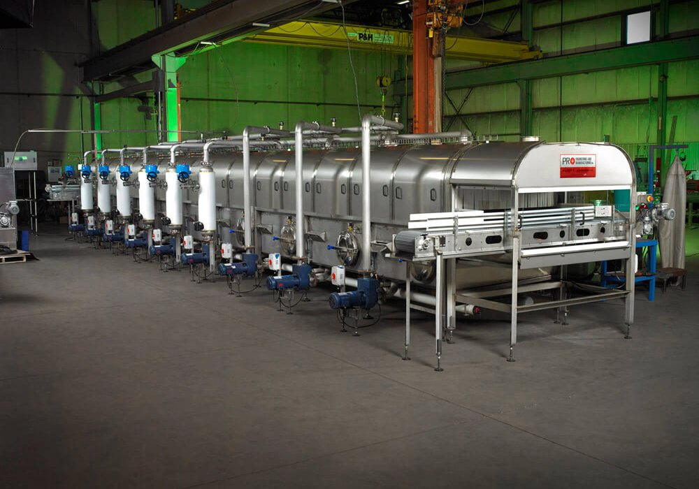PRO Engineering and Manufacturing Tunnel Pasteurizers