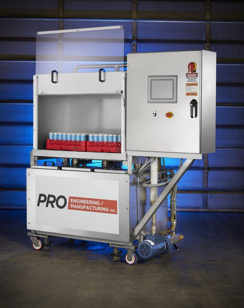 PRO Engineering / Manufacturing Inc. Triple Temperature Batch Pasteurization